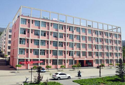 校园风景之 学生公寓楼