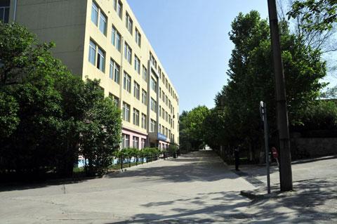 校园风景之 6号教学楼